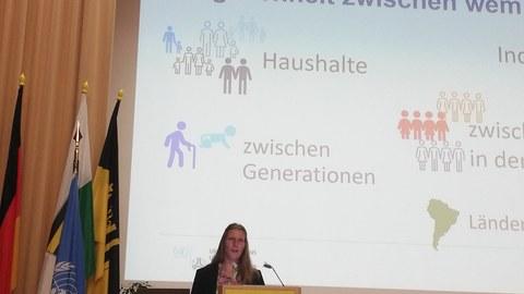 Pia Rattenhuber UN Day