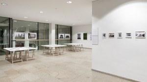Ausstellung Imaginäre Bildräume im Foyer