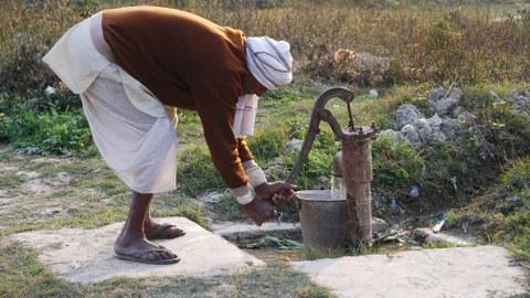 Farmer Bihar India