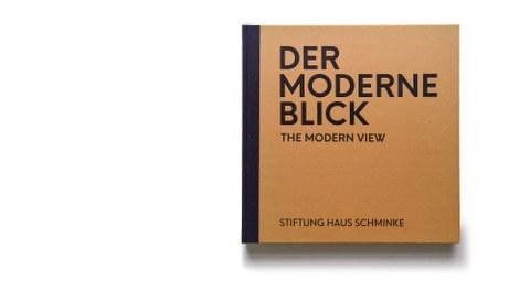 Buchcover DerModerneBlick