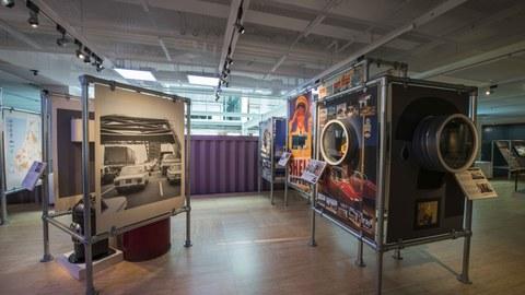 Ausstellungsraum OLIEDAM