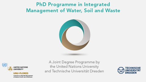 PhD-Programme UNU-FLORES und TUD