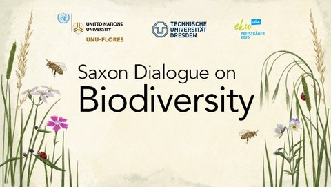 Home Events Upcoming Saxon Dialogue on Biodiversity