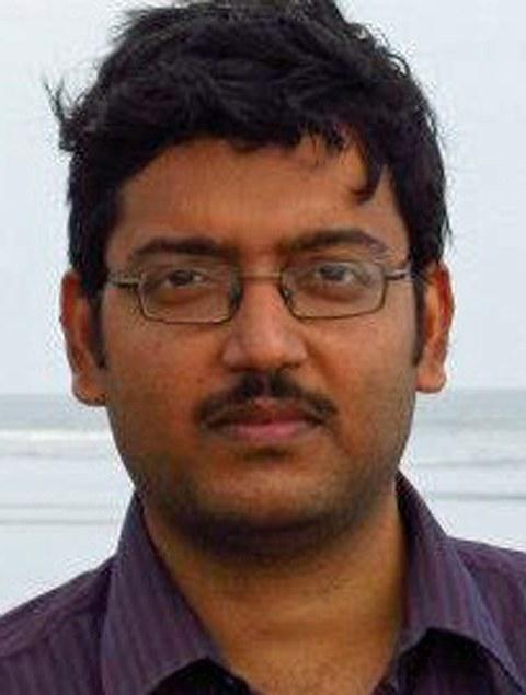 Mr Rajarshi Chakraborty