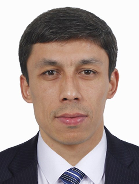 Mr Mukhibullo Dzhunaidov