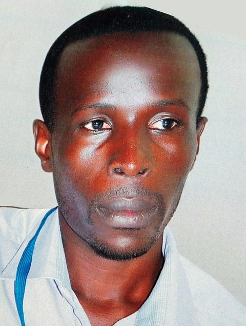 Mr Martin Luther Kagimu