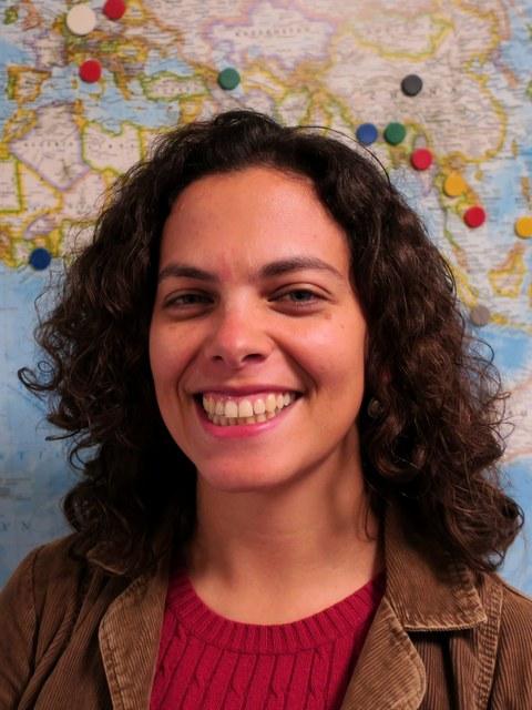 Picture of Ms Thayna Jeremias Mello