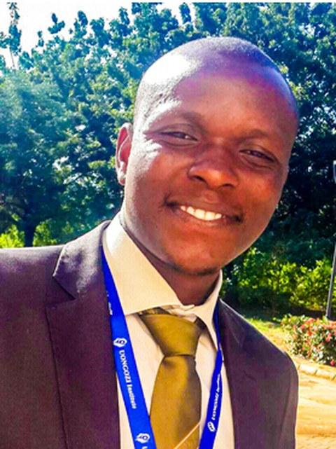 Picture of Mr Tatenda Mutasa