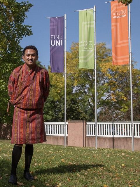 Picture of Mr Sonam Tashi
