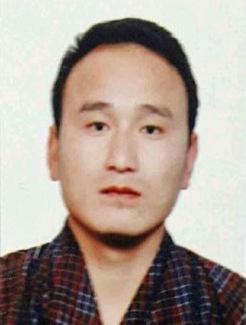 Ngawang Dorji