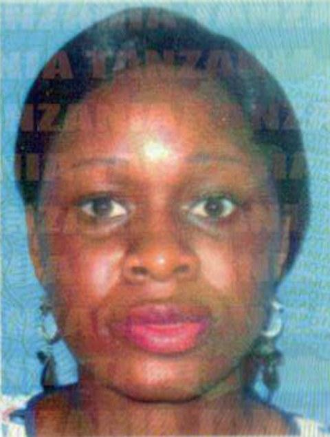 Ms Crisensia Gerald Mwasanga