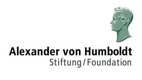 Logo of the Alexander von Humboldt Foundation