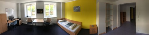 One of our student apartments