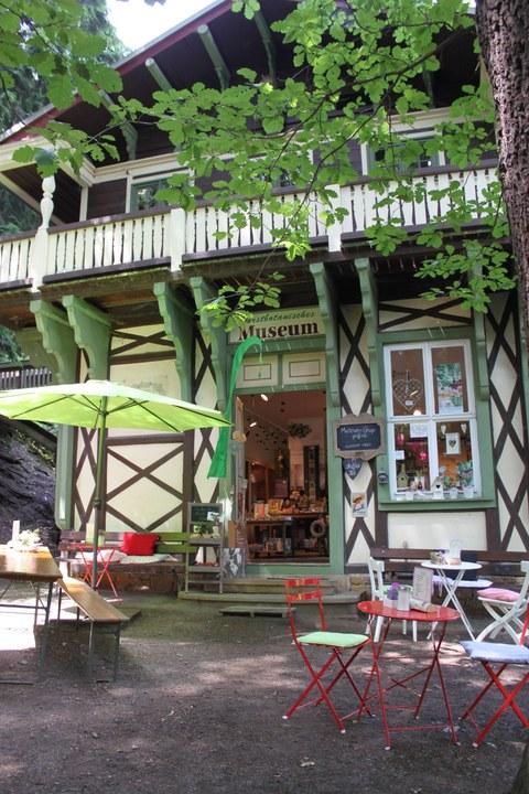 Forstgartenshop im Schweizerhaus