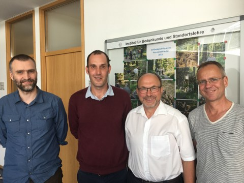 """Johan van Tol als """"Dresden Fellow 2019"""" zu Gast"""