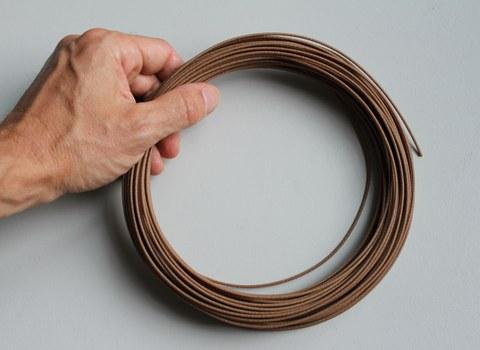 Polymer-Holz-Filament
