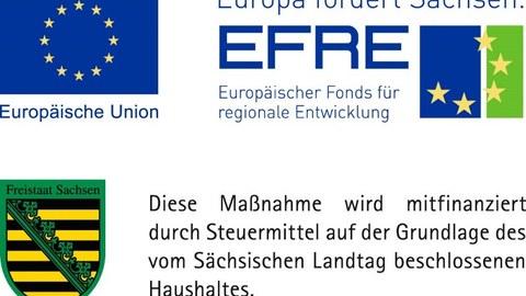 EU-EFRE-Freistaat-Logo