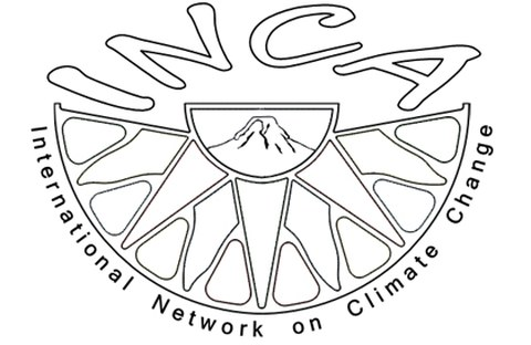 the INCA logo (black & white)