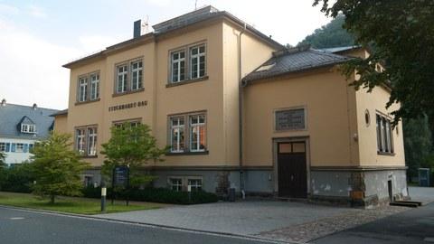 Bild vom Stöckhardt-Bau