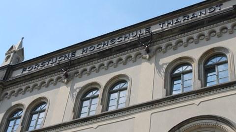 Hauptgebäude Tharandt