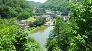 Campus vom Burgberg