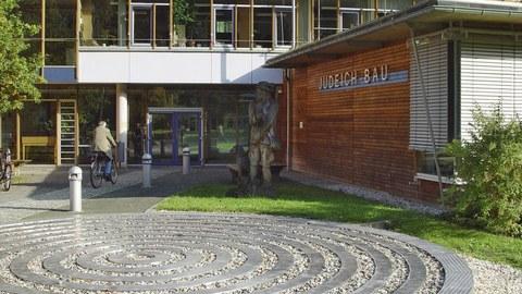 Judeich-Bau, Tharandt