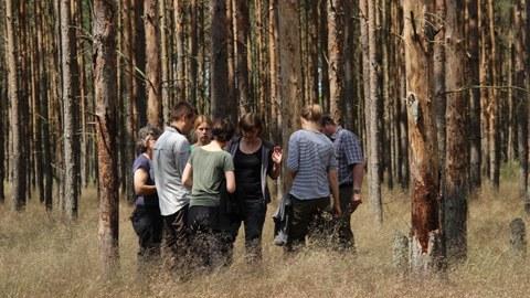 Waldschutzexkursion 2016