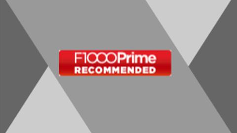 F1000Prime Award