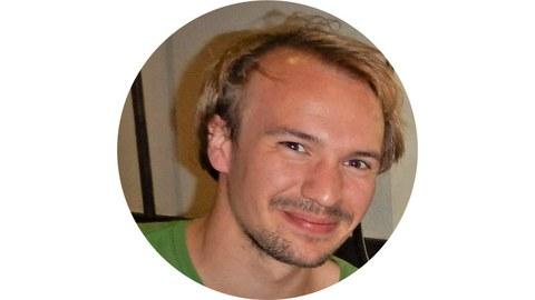 Portrait von Martin Ahlfeld