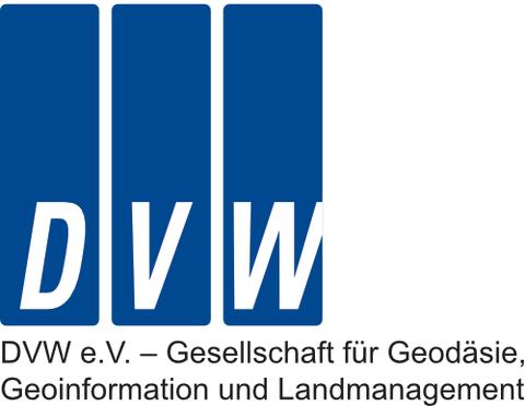 Logo der Gesellschaft für Geodäsie, Geoinformation und Landmanagement