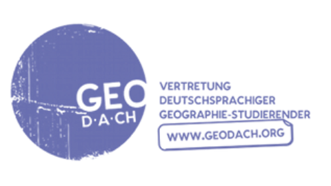Logo des gemeinnützigen Dachverbandes Geographiestudierender