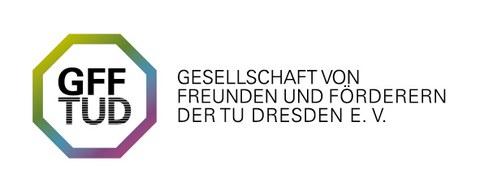 Logo der Gesellschaft von Freunden und Förderern der TU Dresden e.V.
