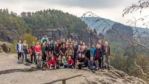 Foto der ESE-Wanderung 2018