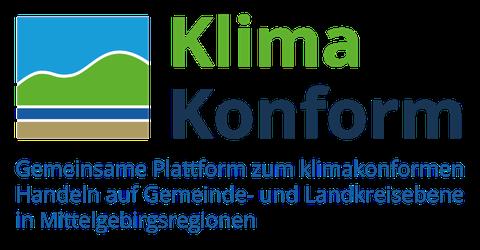 Logo KlimaKonform