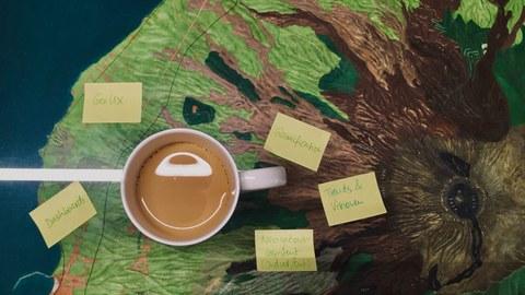 Geo UX Lean Coffee