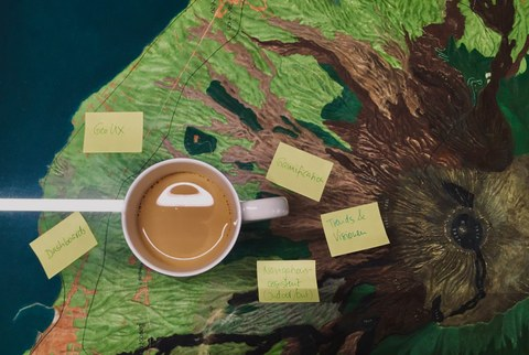 Geo UX Lean Coffee