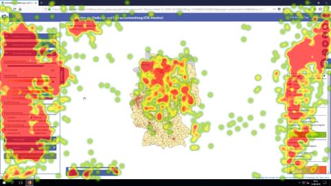 FOSSGIS Heatmap