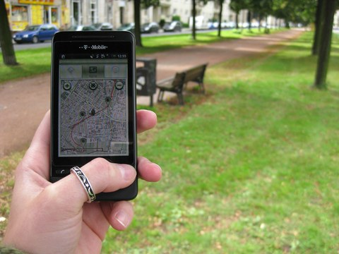 Mobile Cartography