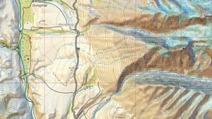 Ausschnitt Kailash-Karte.