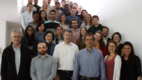 Group photo with all consortium partners