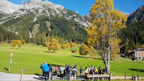 Alpine Field School 2017
