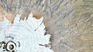 Kartenausschnitt Cotopaxi