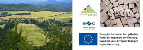 Gedächtnis der Landschaft, Sächsische Schweiz, Interreg IVA, Sachsen Tschechien Programm