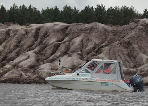 Boat-based Mobile Laser scanning
