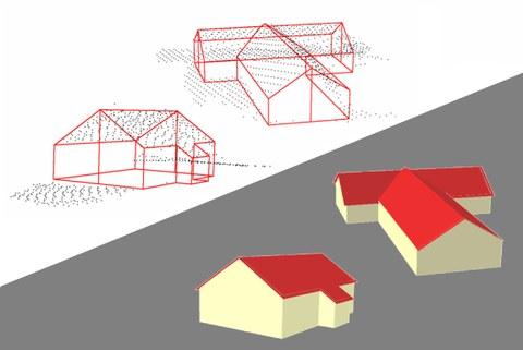 Gebäudemodelle
