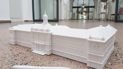 3D-Druck vom Gymnasium Dresden-Plauen