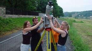 Lehre an der Professur für Photogrammetrie