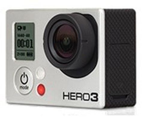 Abb. 1: GoPro Hero 3 Black Edition [gopro.com]