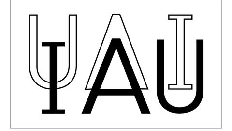 IAU Logo