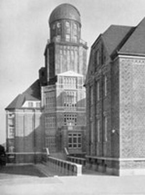 Beyerbau 1913